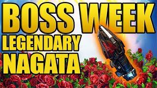 LEGENDARY NAGATA GRENADE - BOSS WEEK | GIGAMIND (Borderlands 3 Legendary Farming)