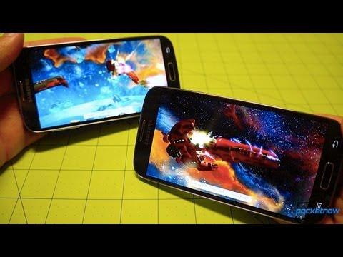 Galaxy S 4: Octa-Core vs Quad-Core | Pocketnow