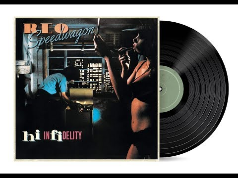 Download Reo Speedwagon Hi Infidelity Legacy Edition Full Album Hq