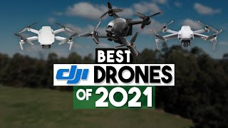 BEST DJI Drones Of 2021... So Far (DJI FPV + AIR 2S + MINI SE) |