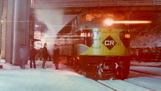 Last Train to Youngstown - The Final Conrail Commuter Train