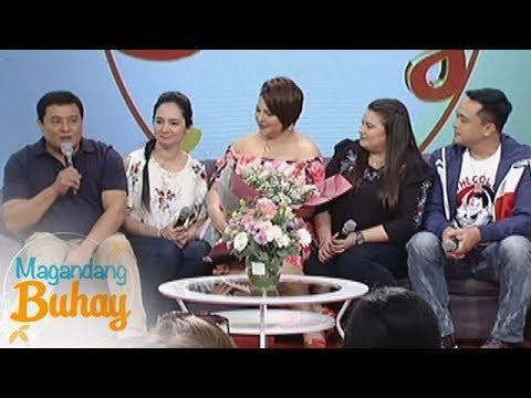"Magandang Buhay: Reminiscing their ""That's Entertainment"" days"