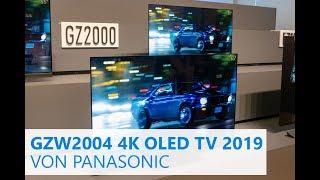 Panasonic GZ2000 Pro Panel OLED and GZ1500, GZ1000 and GZ950 models