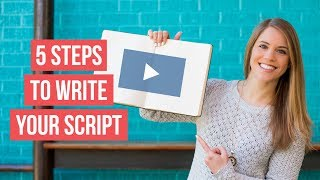 How To Write A Promotional Video Script (For Your Business)