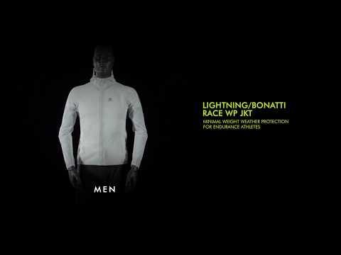 Salomon Bonatti Race WP Jacke weiß ab € 124,03 (2020) | Preisvergleich Geizhals Österreich
