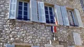 preview picture of video 'la mairie de Ventabren'