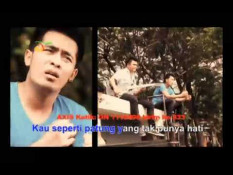 D'Bagindas - Hidup Tapi Mati (with Lyric) | VC Trinity