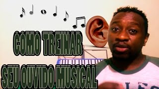 Como treinar seu ouvido musical