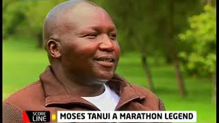 Moses Tanui a marathon legend, the first man to run 21KM in under one hour  | Scorelilne