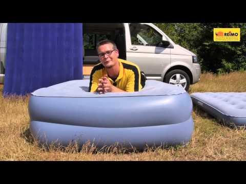 Campingzubehör: Luftbetten - Campen wie auf Wolke sieben