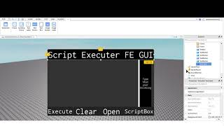 roblox exploit gui fe - TH-Clip