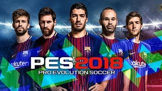PES 2018 MOBILE - Got My Players Back - iOS/ANDROID
