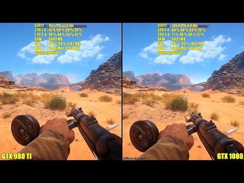 Battlefield 1 Walkthrough - Beta GTX 1080 Ultra Settings