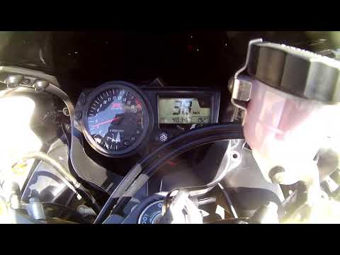SUZUKI GSX R 600 K4 TOP SPEED (278 kmh) - German Highway - смотреть