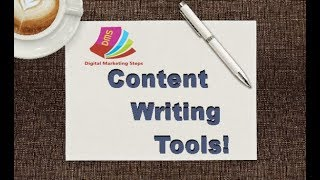 Best Content Writing Tools || Best Tutorial on Content tools for Beginners - DM Steps