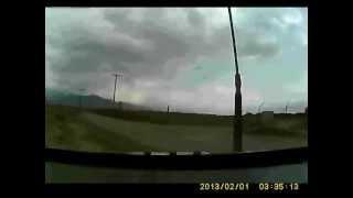 preview picture of video 'Avião cai na cidade de Bagram no Afeganistão 29\04\2013 - Bagram airfield crash 29 apr 2013'