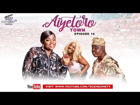 "Watch Episode 16 of Funke Akindele Bello's ""Aiyetoro Town"" – Hustling – on BN"