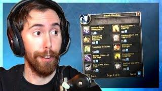 """Asmongold on Loot Rewards in Video Games: """"The Man Behind the Loot Speaks"""""""