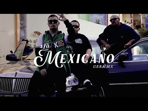 A Lo Mexicano 🇲🇽 - Gera MX Feat. Robot (Video Oficial)