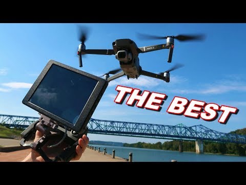 drone-chases-barge--dji-crystalsky-and-mavic-pro-2--thercsaylors