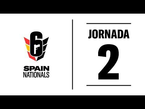 [LIVE] R6 Spain Nationals Season 1 - Jornada 2 #R6SpainNationals