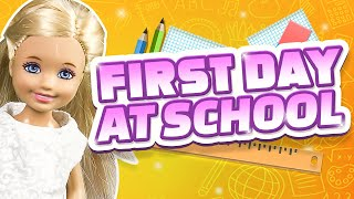 Barbie - First Day Back at School | Ep.36