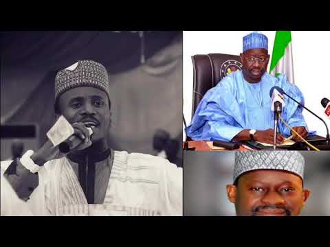 Wakar Governor Ibrahim Dan Kwambo By Nazir M. Ahmed