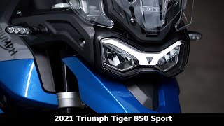 2021 Triumph Tiger 850 Sport |TM
