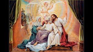 Thánh cả Giuse đã lìa trần như thế nào?