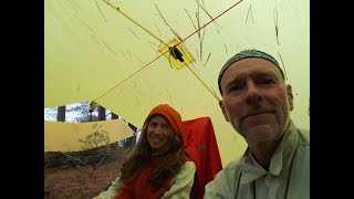 11-Day Canoe Trip. (Part 3) Low-Carb Eating & a Micro-Climate Shelter