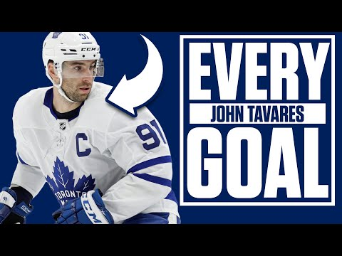 Every John Tavares Goal From The 2019-20 Season... So Far