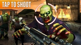 GunFinger - Awesome Android HD Zombie Shooter