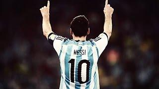 LA SELECCIÓN ARGENTINA   WE ARE ONE