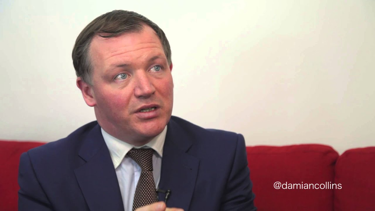 Damian Collins on the Budget - How It Helps Families
