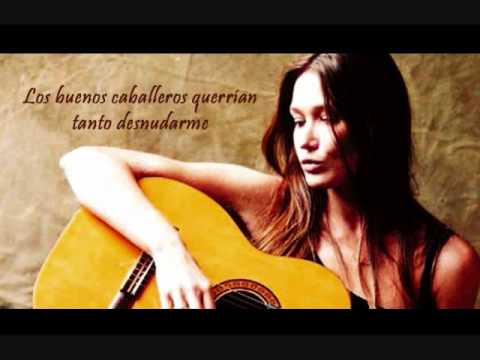 Le plus beau du quartier- Carla Bruni (Español- Trad)