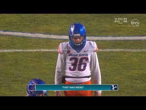 That Was Weird - BYU vs Boise State