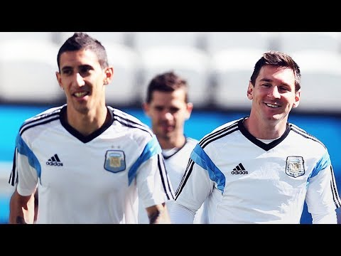 Di Maria's touching revelations about Messi   Oh My Goal
