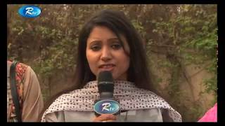 Krishi o Kristi   Anchoring  program