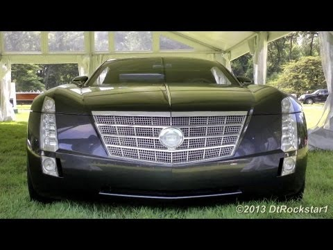 Cadillac Sixteen with a 1,000 HP V16 Engine