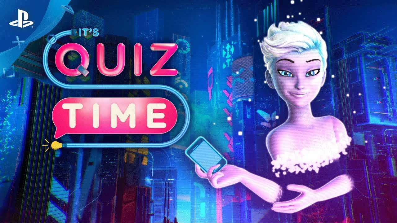 Trailer di It's Quiz Time