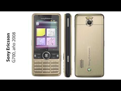 Historia móviles Sony, Ericsson y Sony Ericsson (1996-2014)