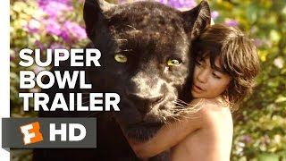 The Jungle Book - Official Super Bowl Trailer (2016)