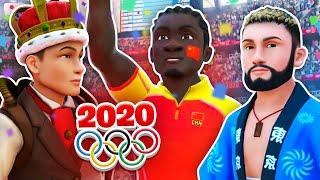 TOKYO 2020 OLYMPICS VS JOSH AND SIMON!!!
