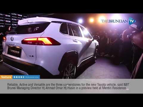 NBT Brunei introduces all-new Toyota Cross