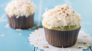Cottage Cheese And Coconut Cupcakes | All You Need Is Cheese