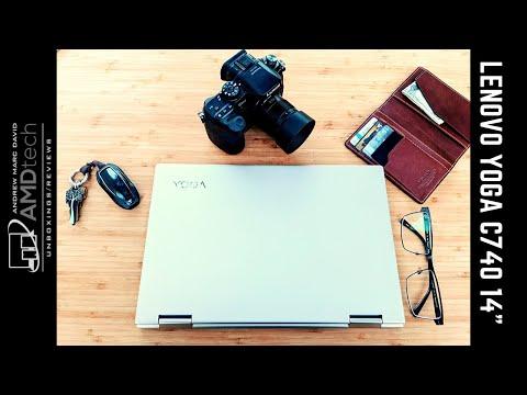 External Review Video WtSM1ywsKFw for Lenovo Yoga C740 C740-14IML (14-in) & C740-15IML (15.6-in) 2-in-1 Laptops