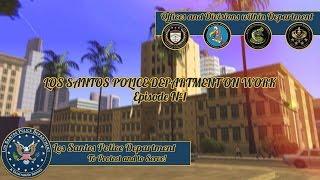 Los Santos Police Department    # Ep. №1