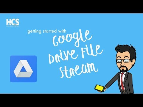 "Getting Started With ""Google Drive File Stream"" Tutorial Mp3"