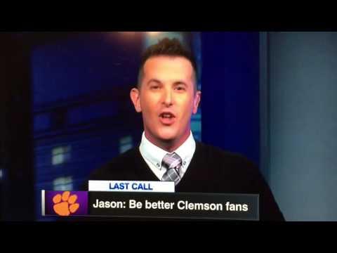 TigerNet.com -  Jason Fitz hates Clemson fans