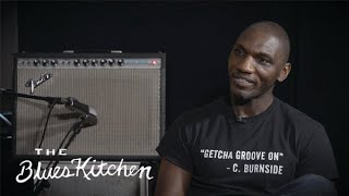 Cedric Burnside on 'RL Burnside' – The Blues Kitchen Presents… [Interview  Performance]